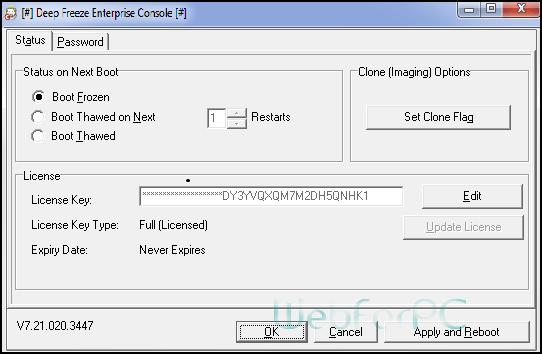 anti freeze software free
