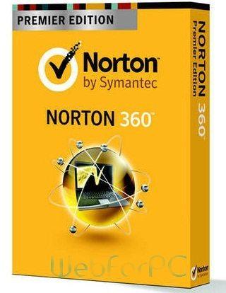 Norton 360 premier trial version.