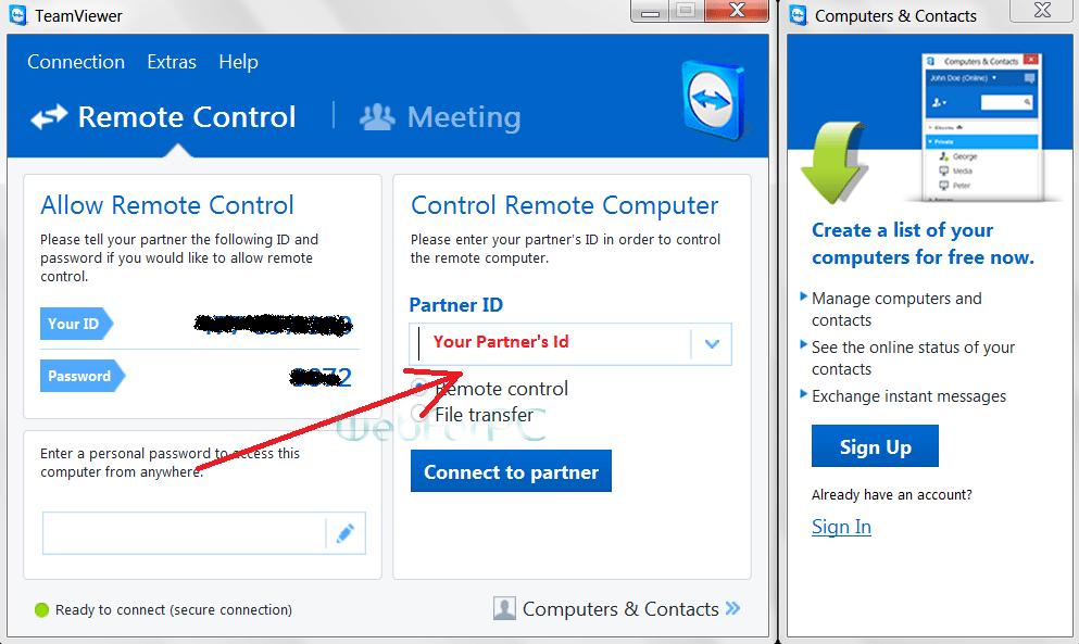 Teamviewer_setup exe