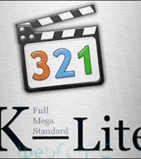 K Lite Codec Pack 2015 Mega Full Standard Free Download