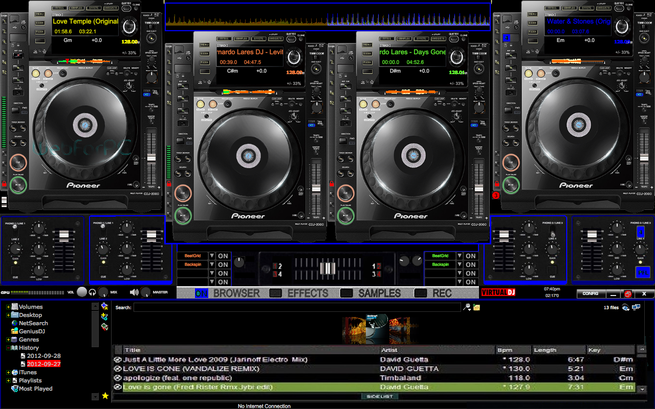 different virtual deejay software - photo #20