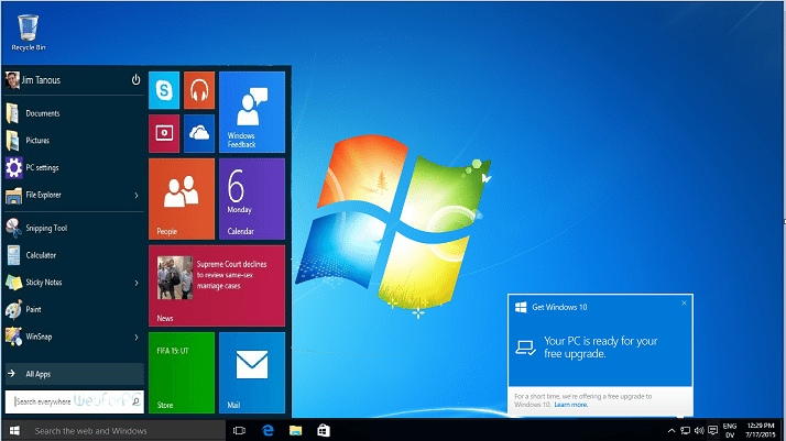 Windows 10 Enterprise RTM 32 Bit 64 Bit ISO Download