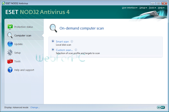 free downloading eset nod32 antivirus