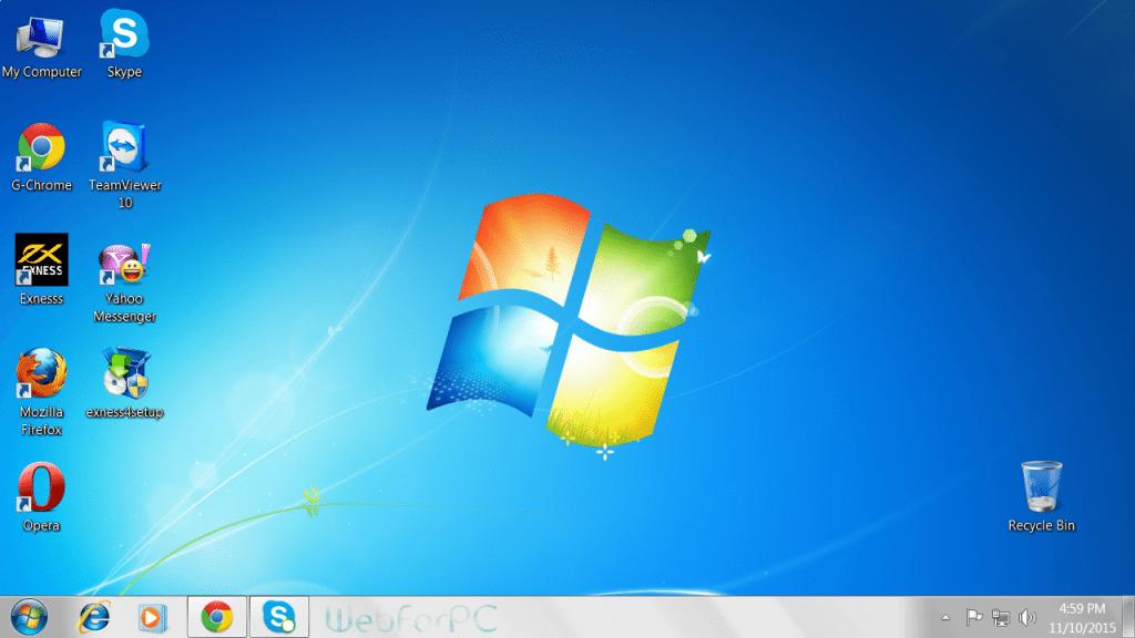 Windows 7 Professional Free Download ISO 32 bit 64 bit
