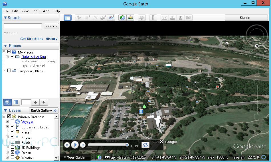 New google earth software free download