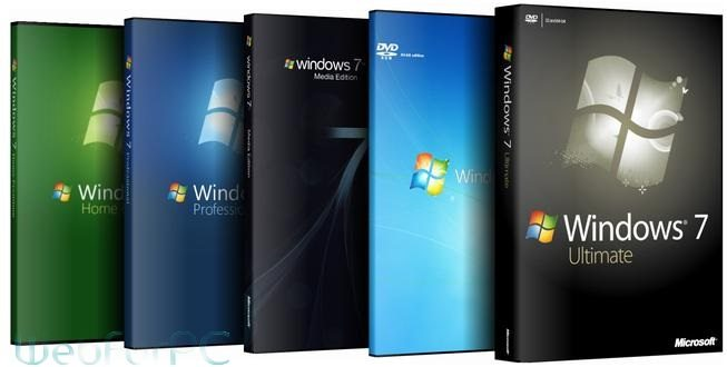 Windows 7 All in One ISO (AIO)DVD