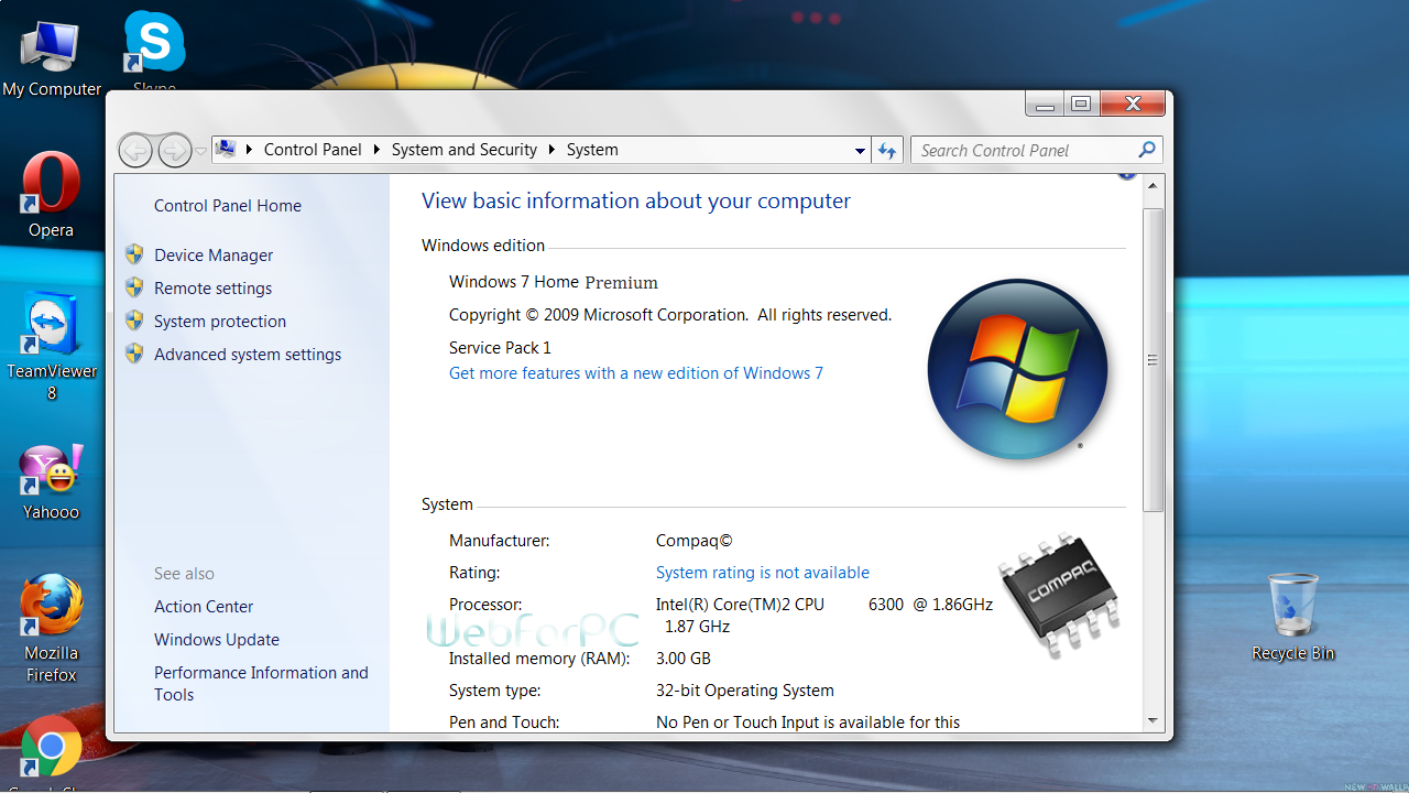 Windows 7 Home Premium ISO Download