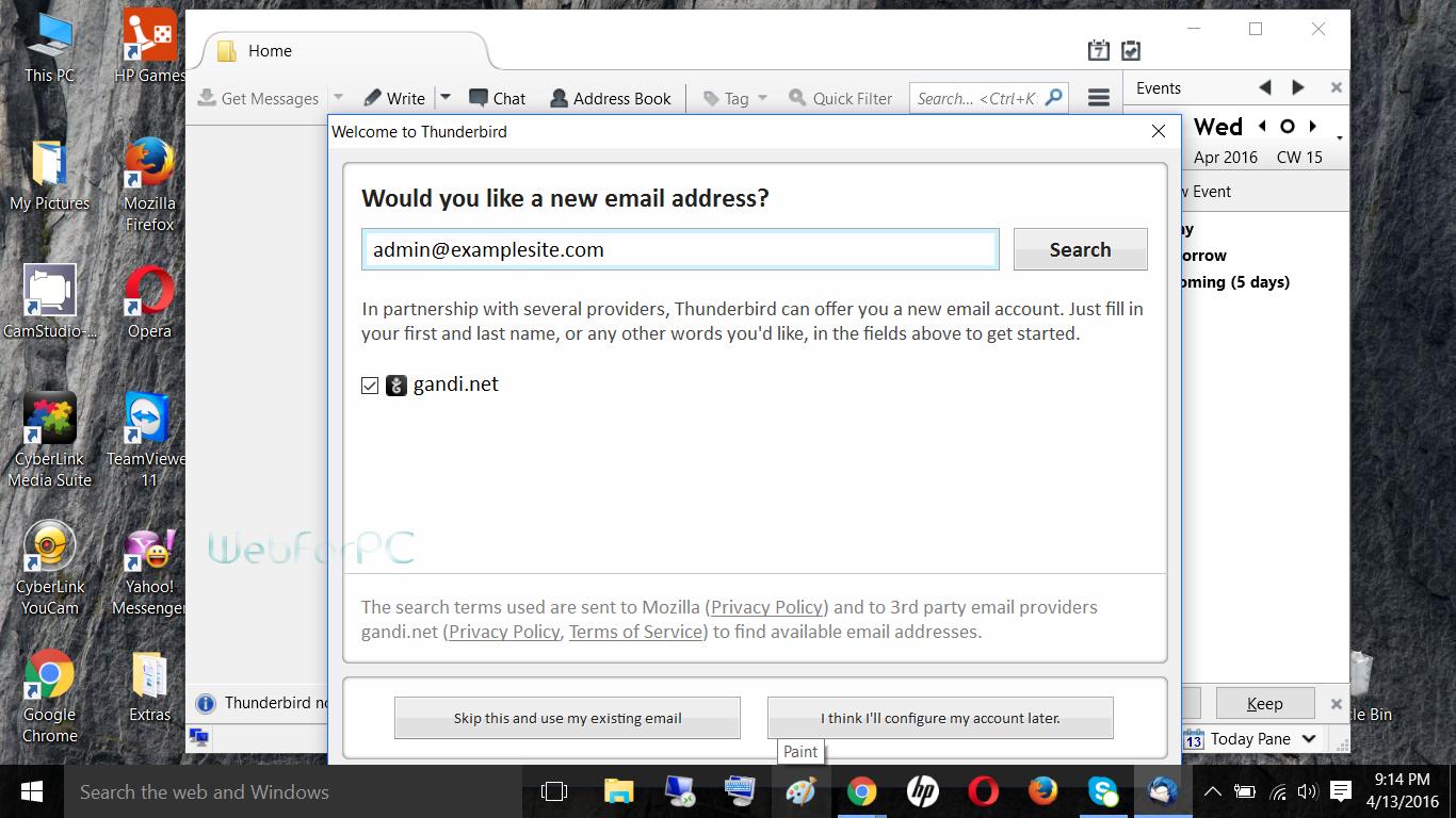 Mozilla Thunderbird Free Download Latest Setup (1)