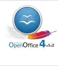 Apache OpenOffice 4.1.2 Free Download Setup