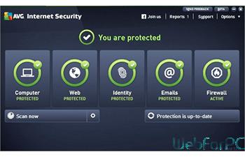 AVG Internet Security 2015 Free