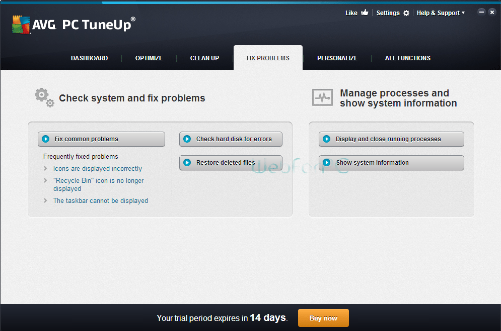 Avg pc tune up free trial - Chicago water tower stores