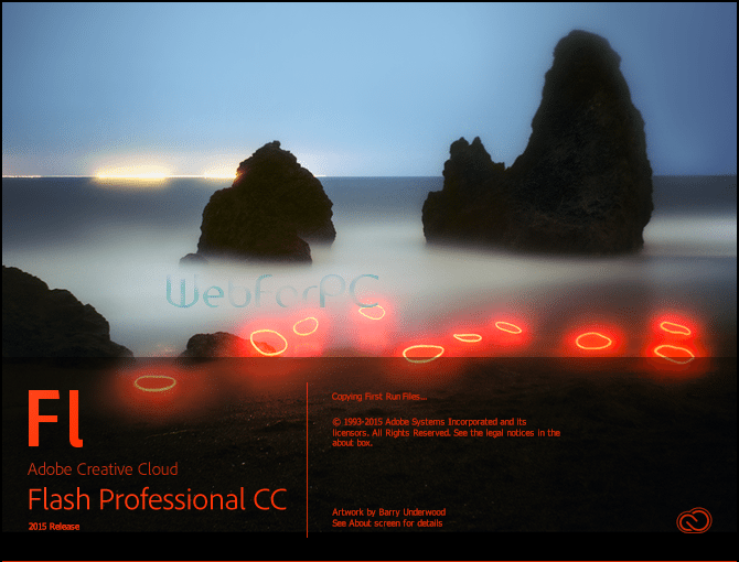 Adobe Flash Pro CC 2015 Free Download Setup