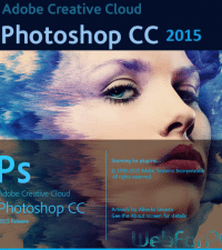 Adobe Photoshop CC 2015 Free Download Setup