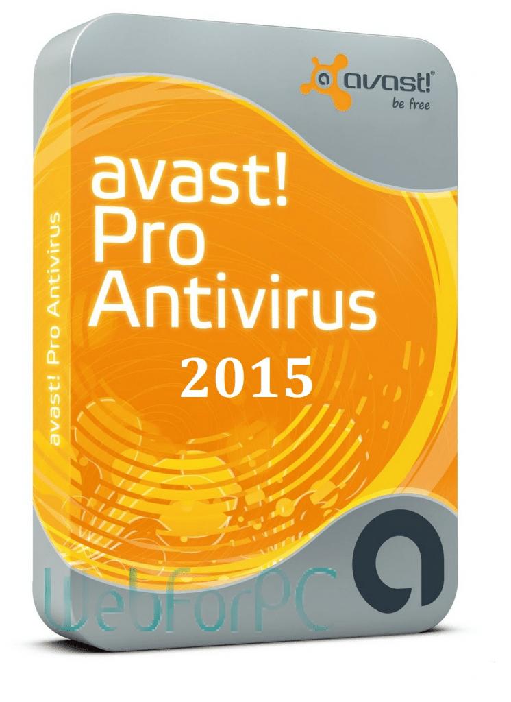 Avast Pro Antivirus 2015 Logo