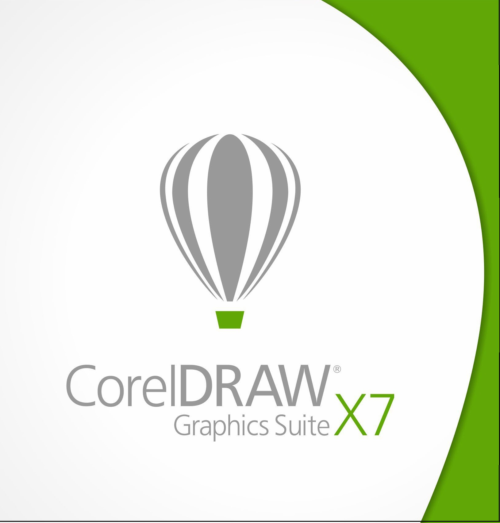Corel draw version - Coreldraw Graphics Suite X7 Logo