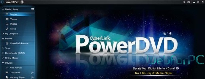 CyberLink PowerDVD Ultra v15.0