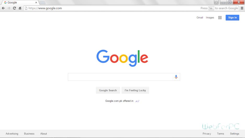 Google Chrome Latest Offline Setup Installer