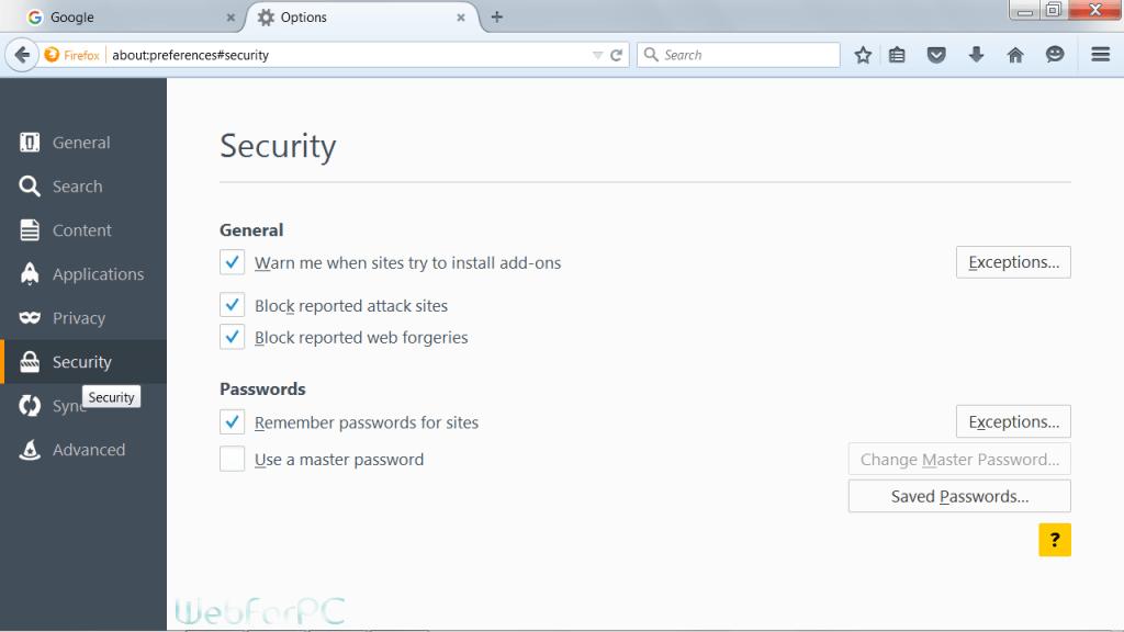 Mozilla Firefox Latest Offline Setup
