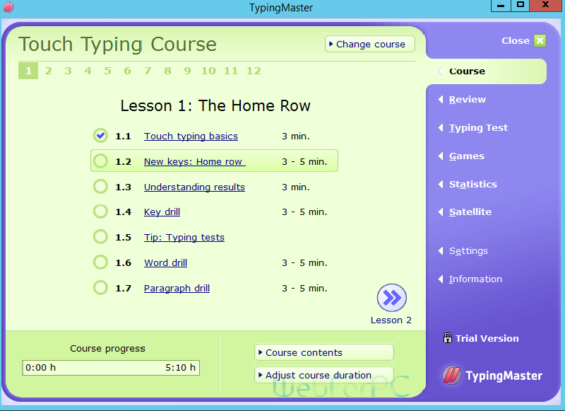Typing Master Typing Tutor Pro Free Download