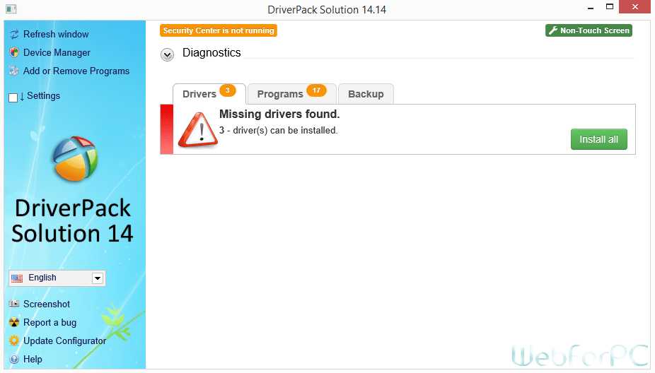 driverpack solution download for pc offline installer