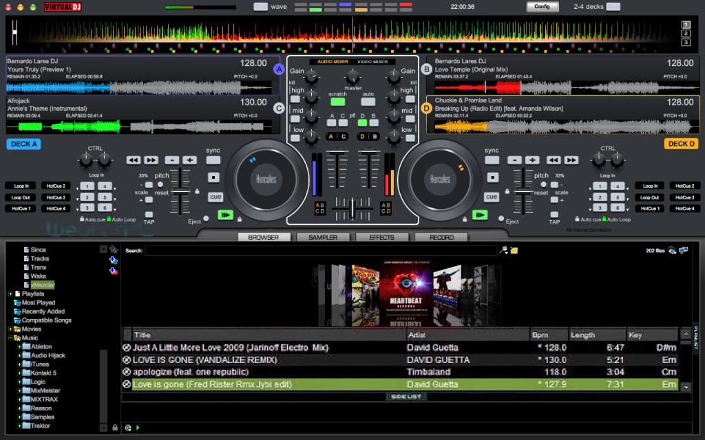 Virtual DJ Pro 2015 Free Download Setup
