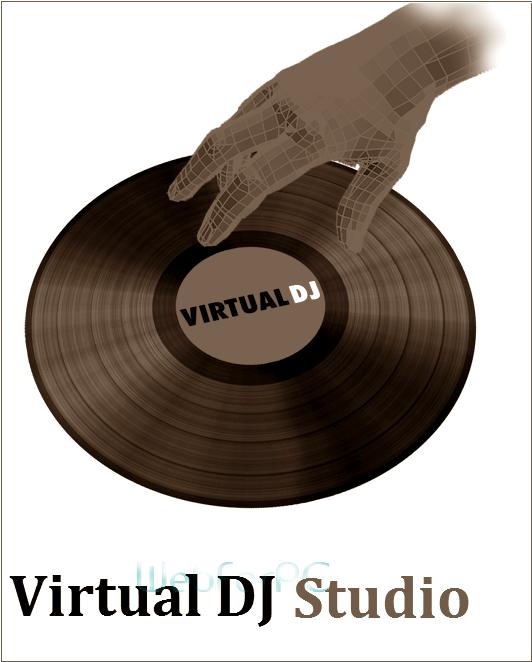 Virtual DJ Pro 2015 Logo