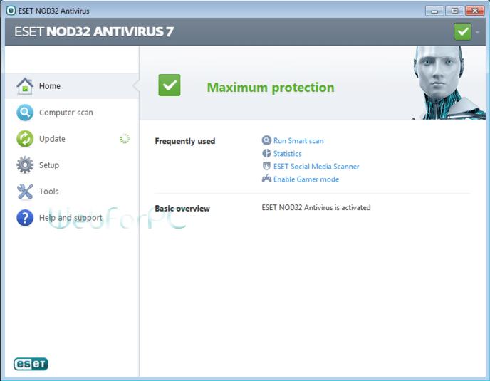 ESET NOD32 Antivirus 2016