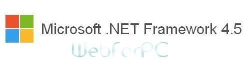 .NET Framework 4.5 Download Full