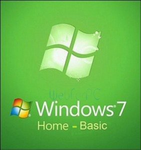 Windows 7 Home Basic Logo