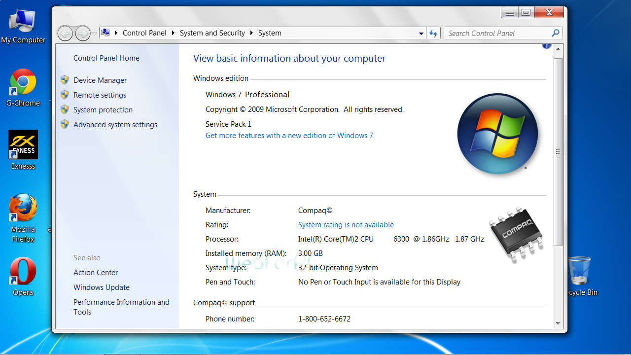 Windows 7 Professional Download ISO 32/64 bit - WebForPC