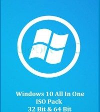 Windows 10 All in One ISO 32 Bit 64 Bit Free Download