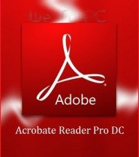 Adobe Acrobat Pro DC Free Download Setup