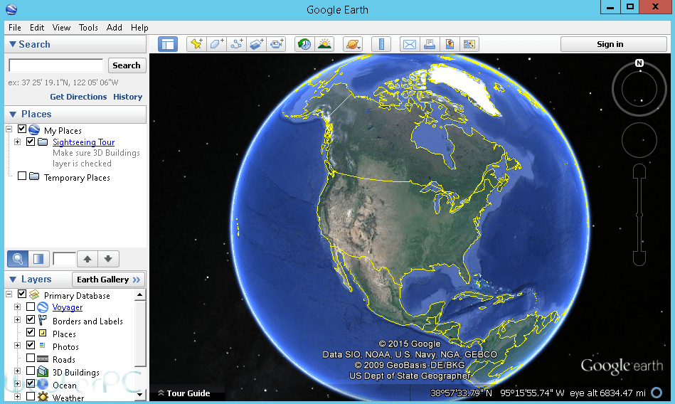 Google Earth PRO Free Download Setup