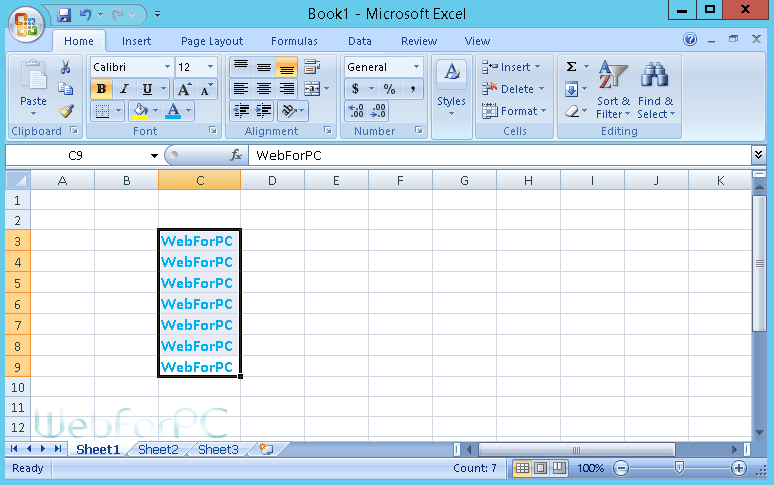 microsoft office download for windows 7 2007