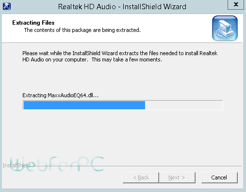 Realtek HD Audio Drivers Free Download - WebForPC