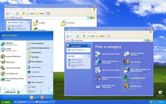Windows XP SP3 ProfessionalDownload
