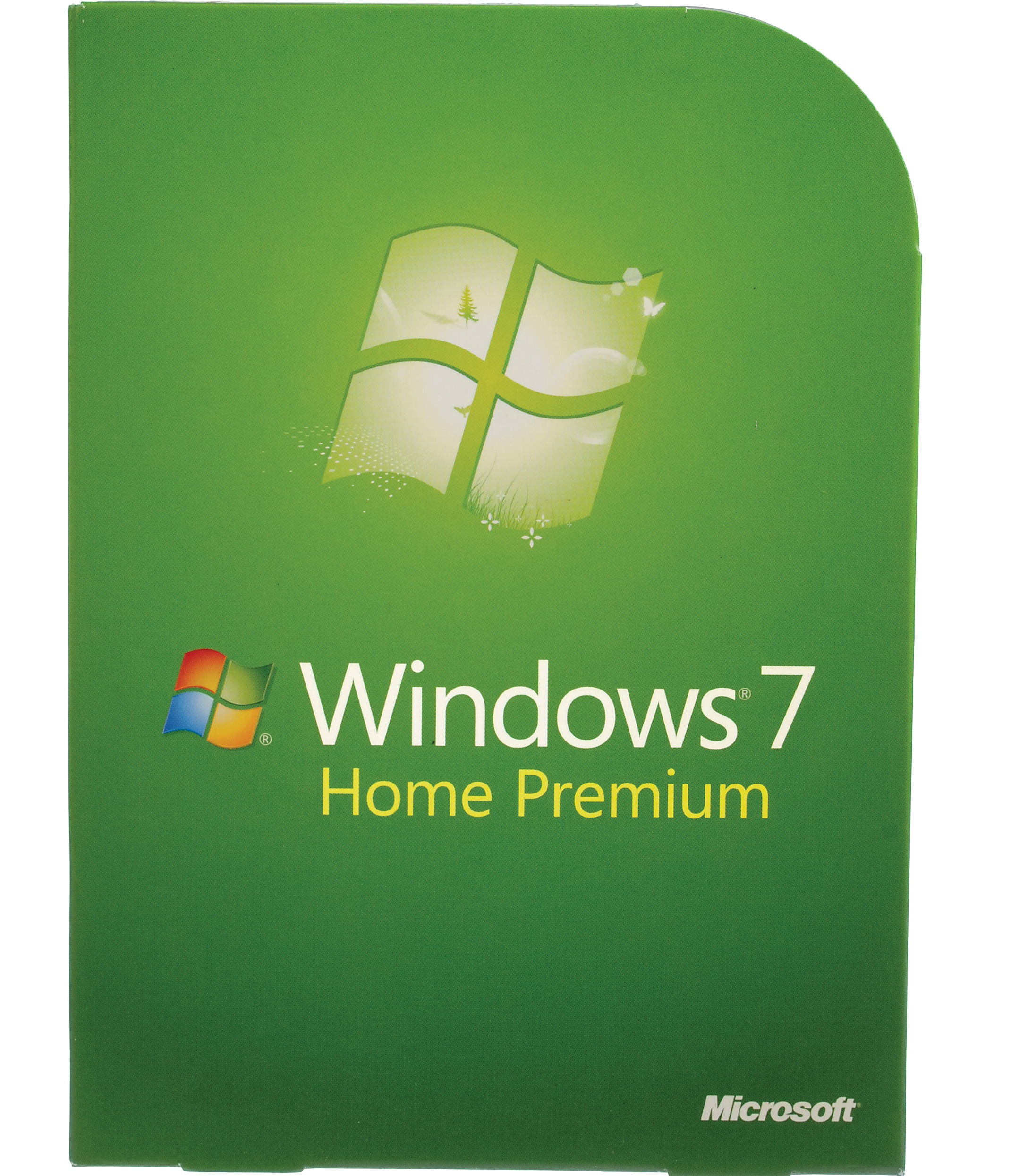 Windows 7 Home Premium Genuine ISO