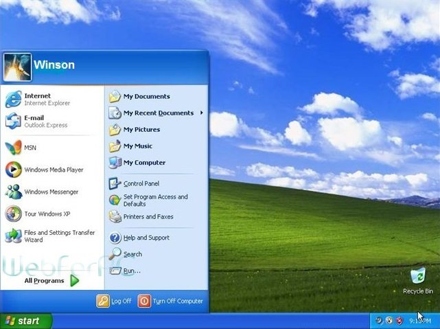 Windows XP SP3 ISO Download