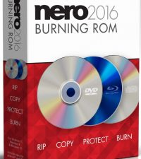 Nero Burning ROM 2016 Free Download Setup