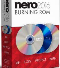 Nero Burning ROM 2016 Free Download Setup