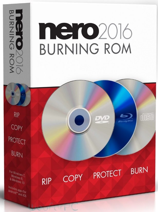 nero 7 essentials burning rom