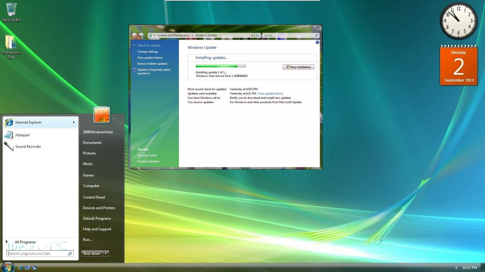 windows vista business oemact gratuit