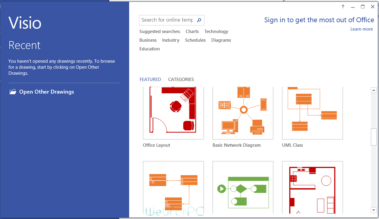 Download Microsoft Visio Professional 2013 Free 32, 64 Bit