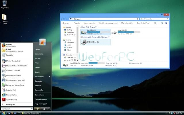 windows vista home premium oemact hp gratuit