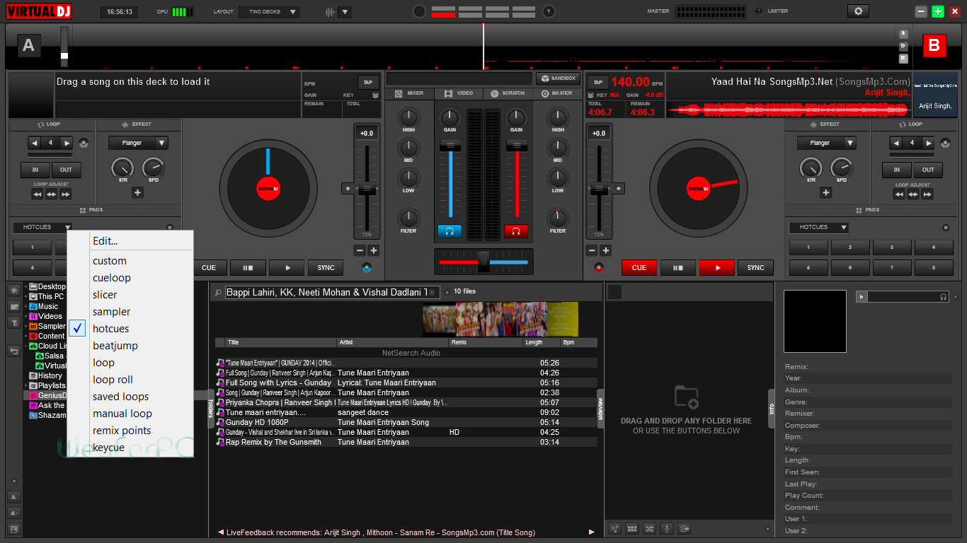 virtual dj 8 screenshot (1)