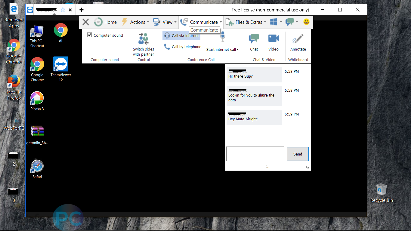 teamviewer for windows 7 64 bit