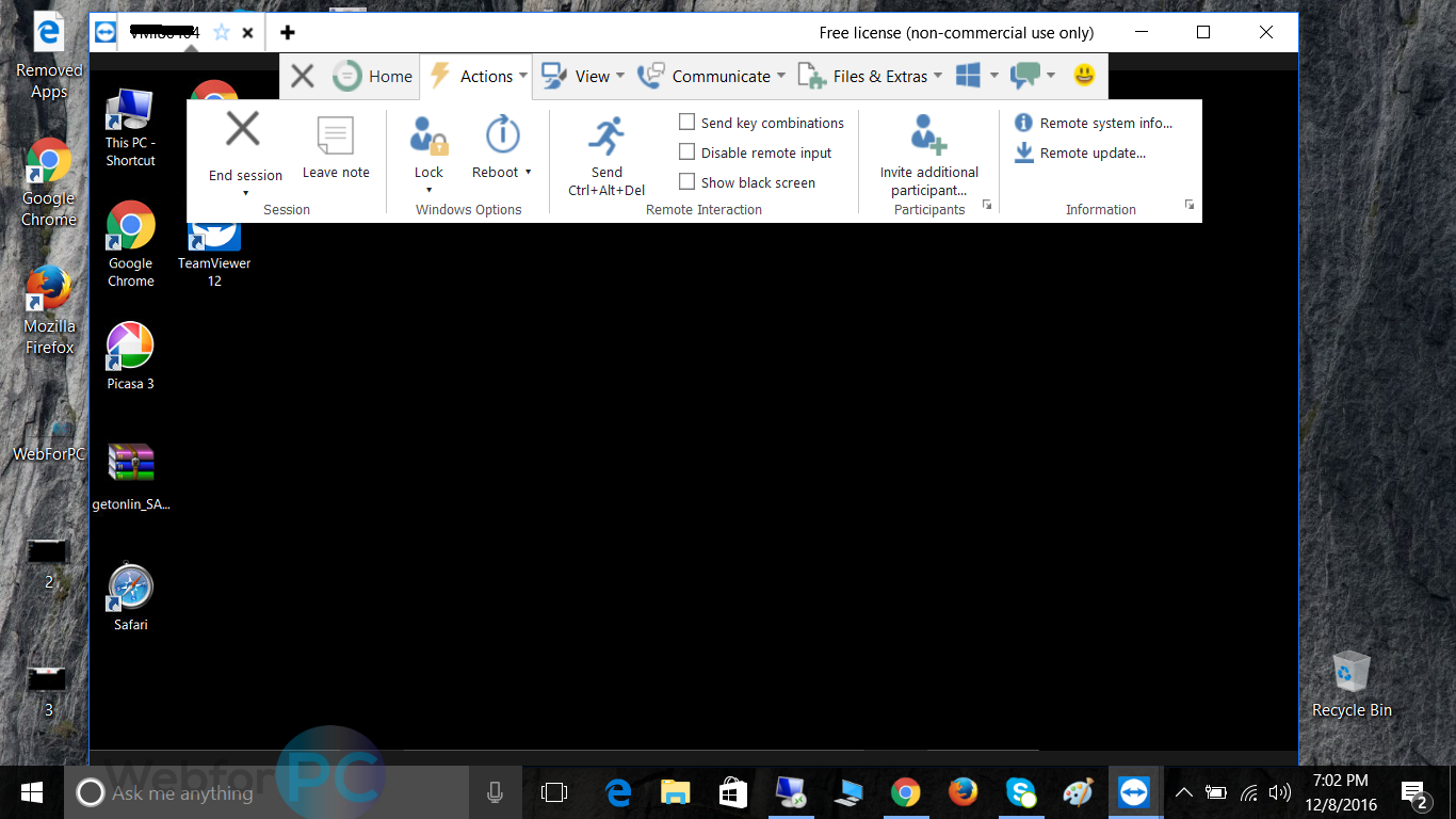 TeamViewer Crack License Key Portable