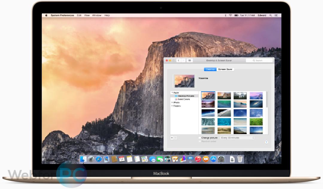 Mac OS X El Capitan 10 11 6 Installer DMG Download - WebForPC