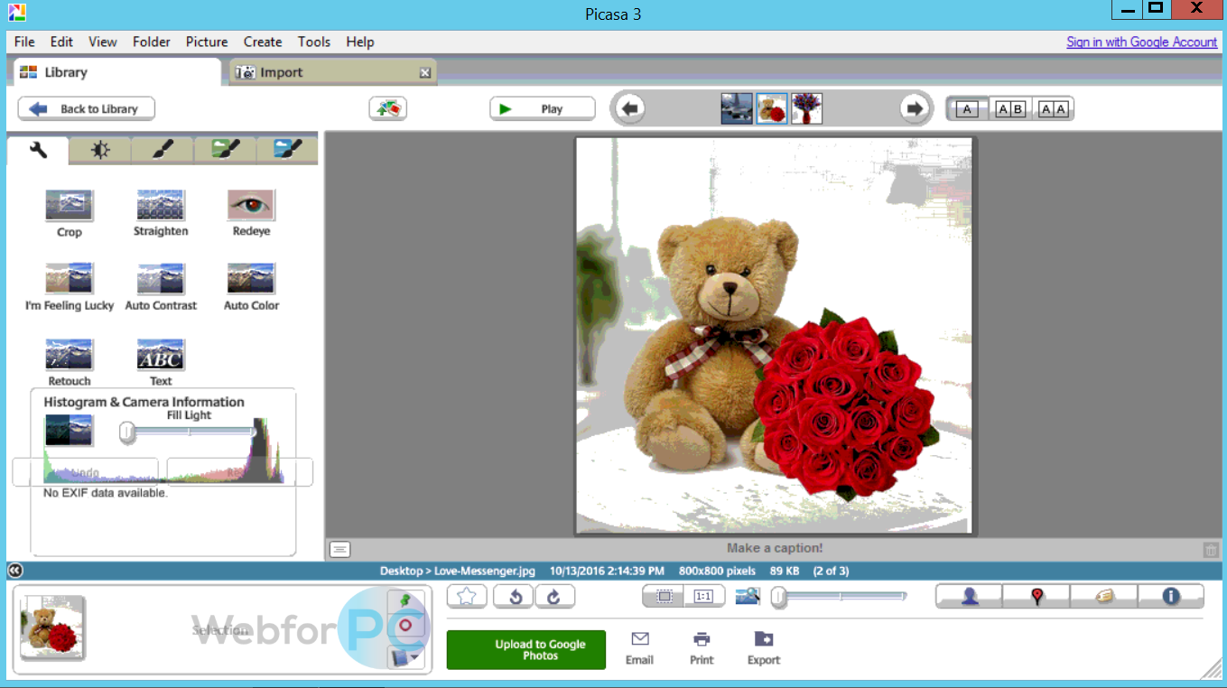 web picasa download free