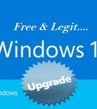 How To Get Windows 10 Legally For Free In 2017